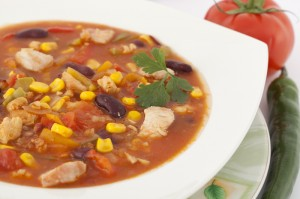 Chicken Soup Mexicana