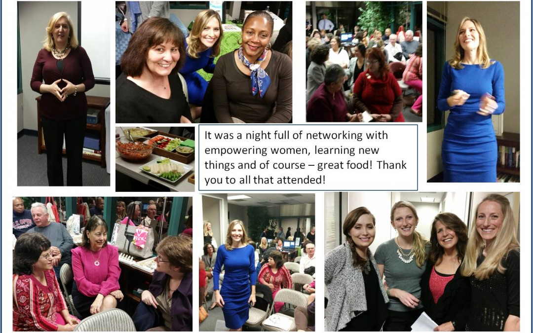 "Photos from Our Event: ""Celebrate & Still Lose Weight"""