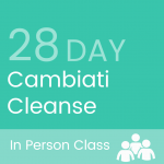28 Day Cleanse Class Weight Loss Program
