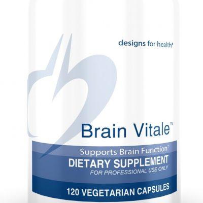 Brain Vitale 120 Designs for Health