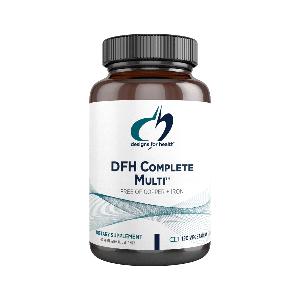 DFH Complete Multi (Free of Copper and Iron) 120 Designs for Health