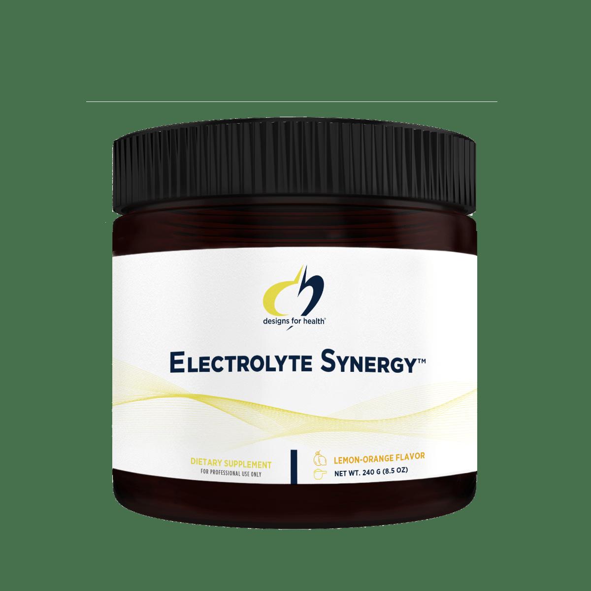 Electrolyte Synergy 240 g (8.5 oz) Designs for Health