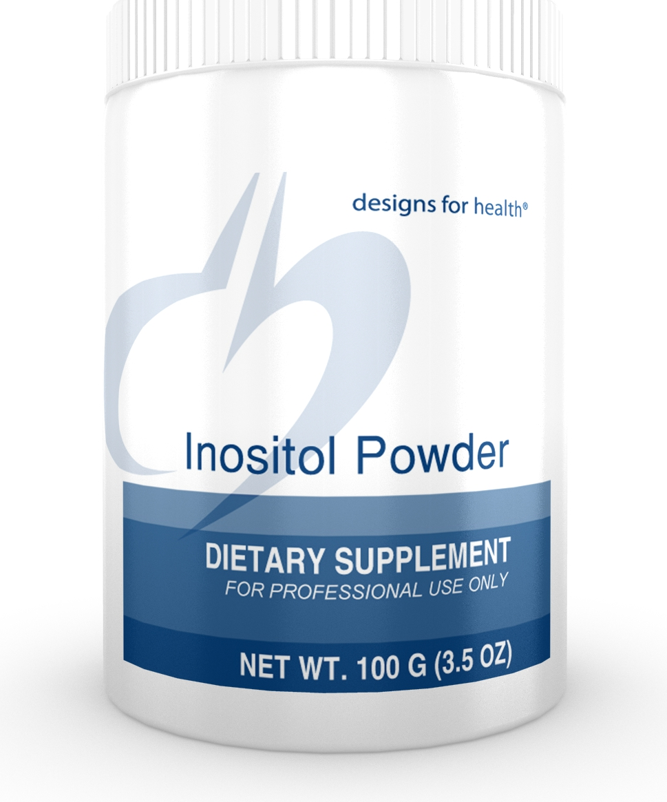 Inositol 100g Designs for Health