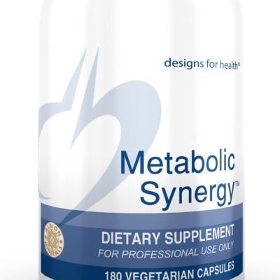 Metabolic Synergy 180 Designs for Health