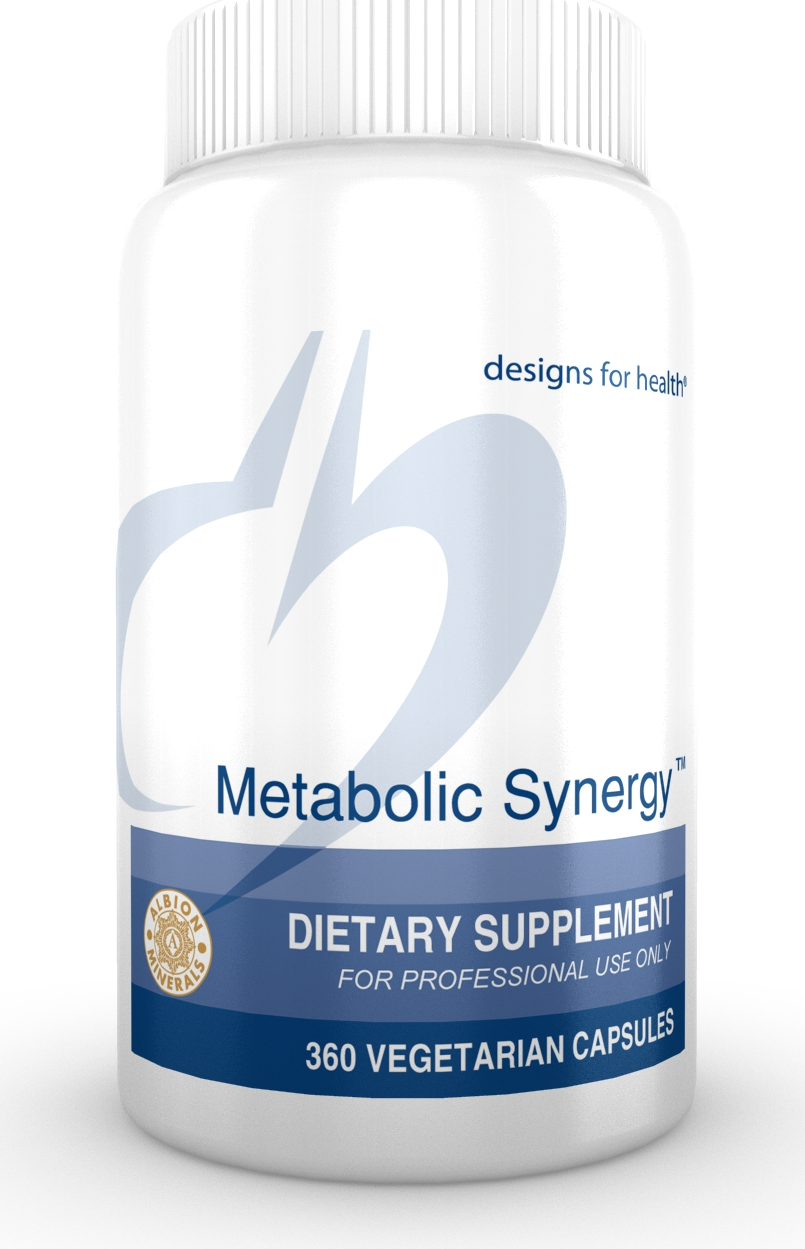 Metabolic Synergy 360 Designs for Health