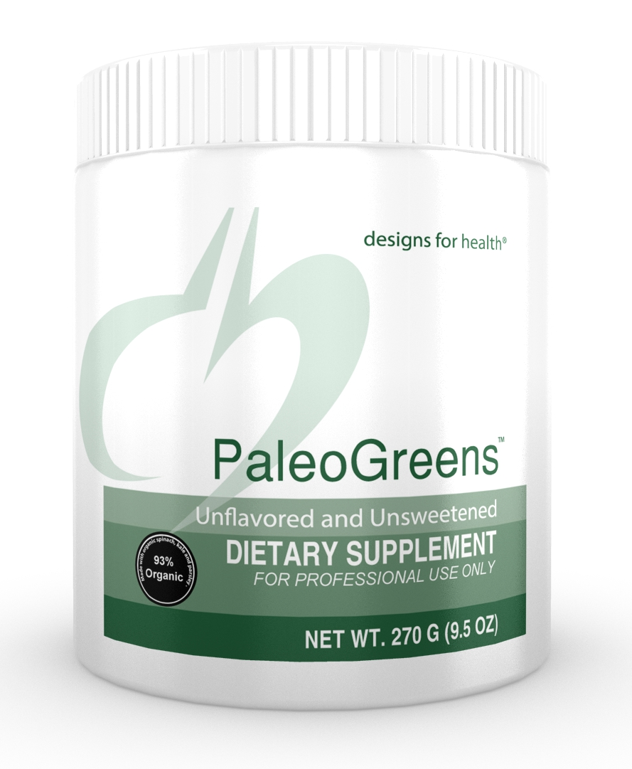 Paleo Greens Unflavored Designs for Health