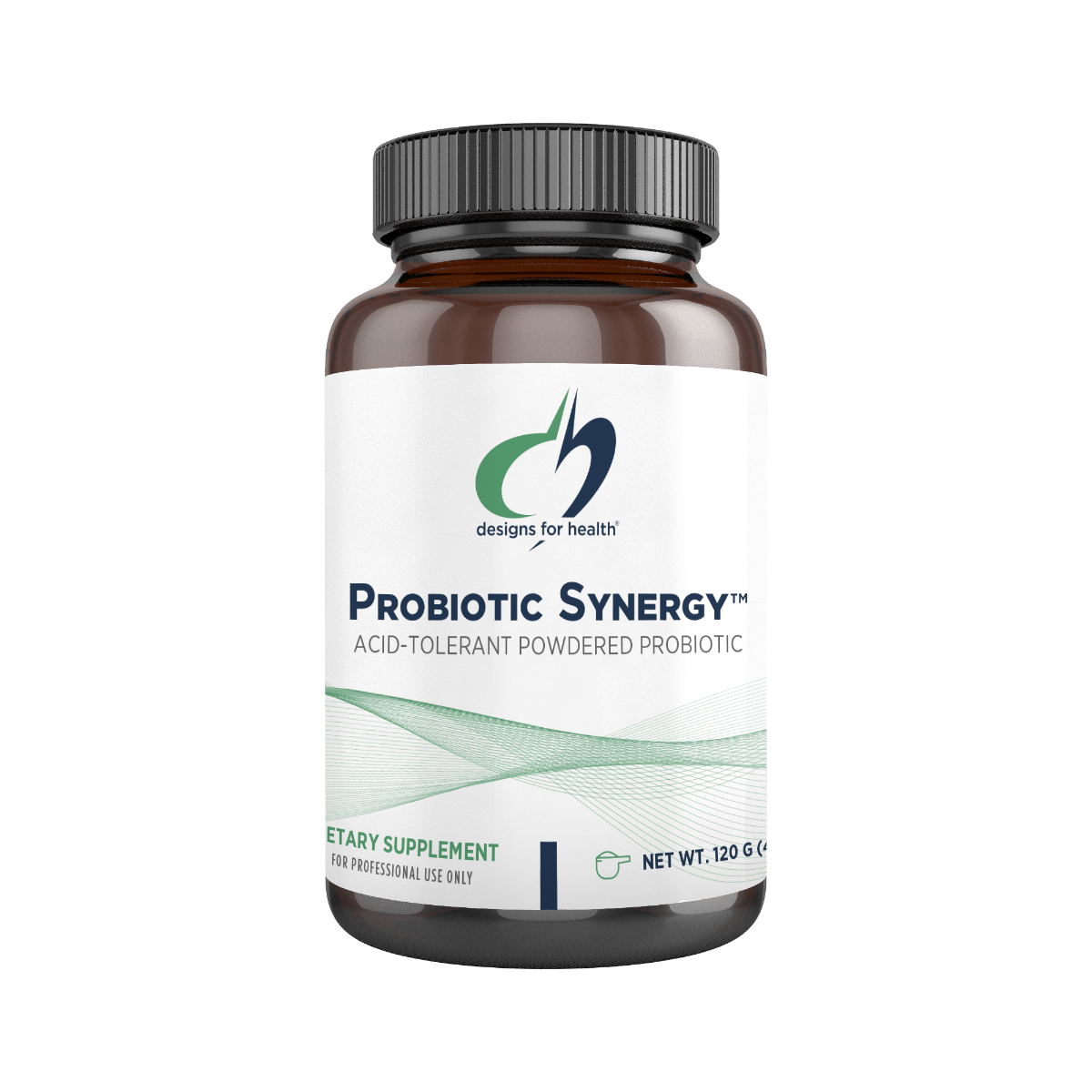 Probiotic Synergy 120 g (3.5 oz) Designs for Health
