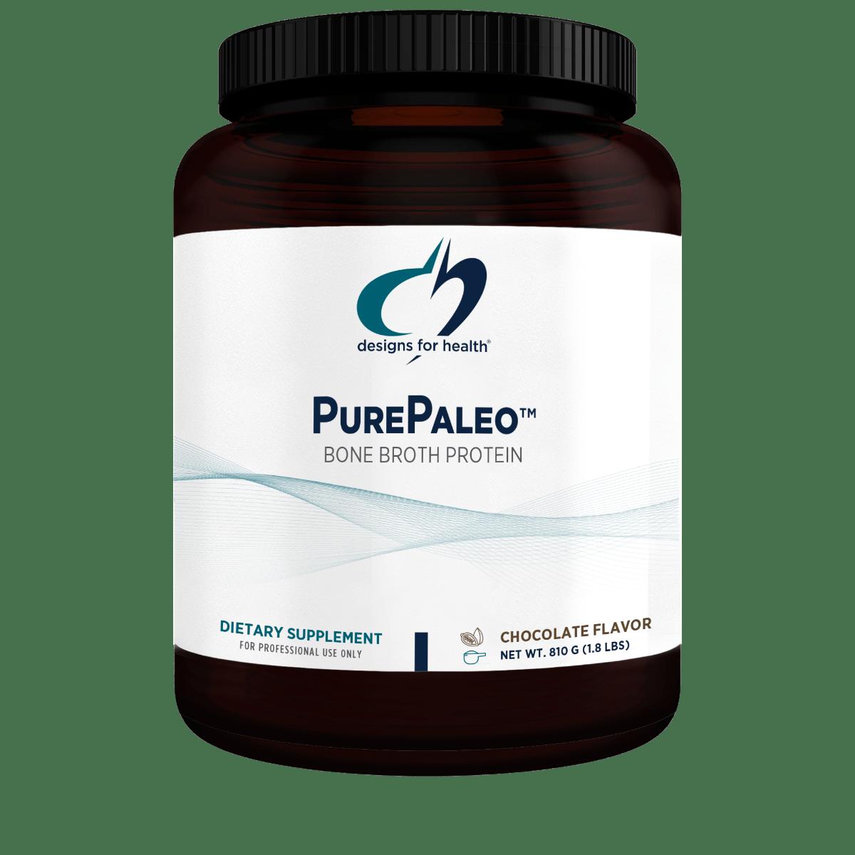PurePaleo (Chocolate) 810 g (1.8 lbs) Designs for Health
