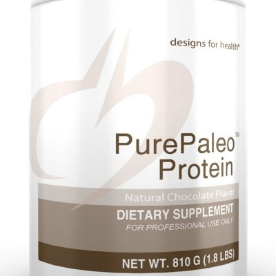 PurePaleo Protein Chocolate 810g Designs for Health