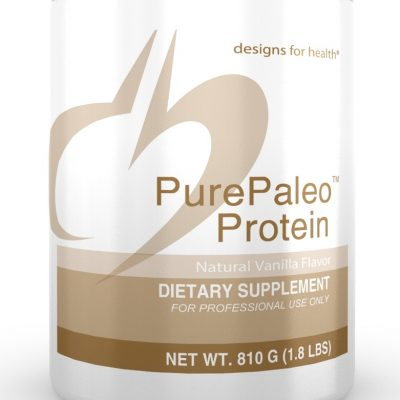 PurePaleo Protein Vanilla 810g Designs for Health