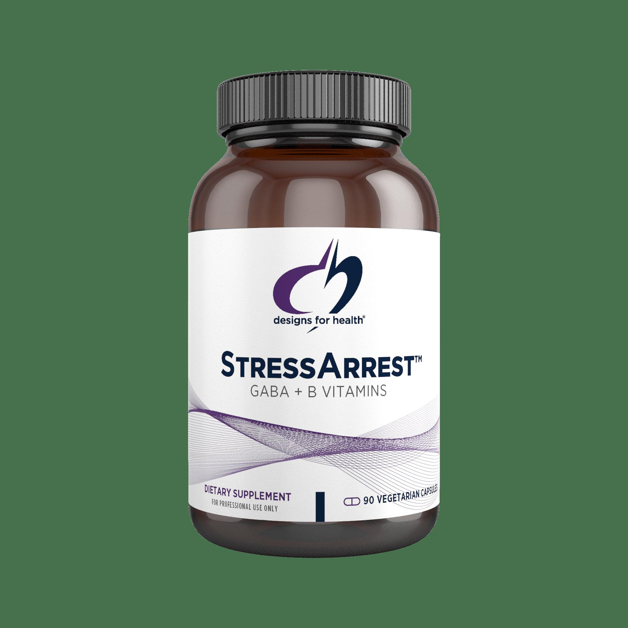 StressArrest 90 Designs for Health