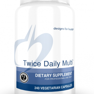 Twice Daily Multi 240 Designs for Health