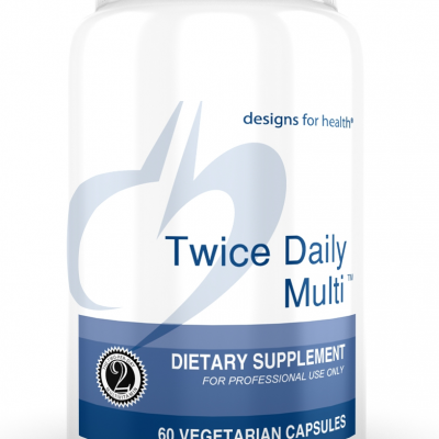 Twice Daily Multi 60 Designs for Health