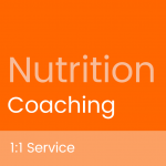 Nutrition 1:1 Initial Visit (Extended Package)