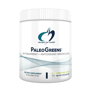 PaleoGreens Lemon Lime Designs for Health