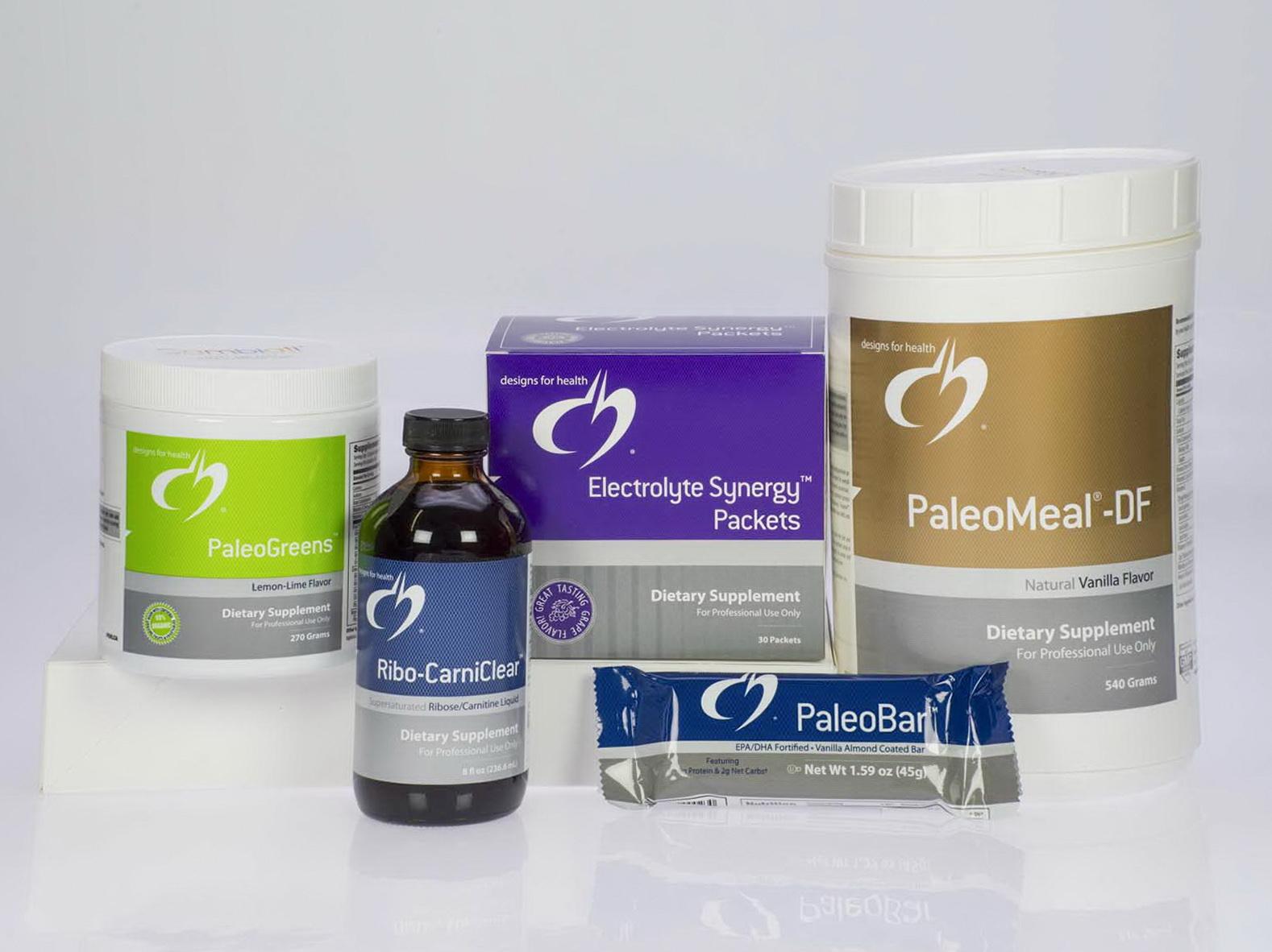 Endurance Athletes PaleoMeal, PaleoBars, PaleoGreens, Ribo-CarniClear, Electrolyte Synergy Packets.jpg