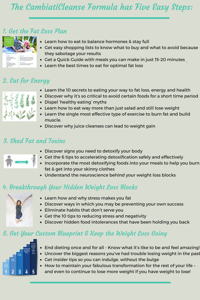How it works cambiati wellness programs get your body back malvernweather Choice Image