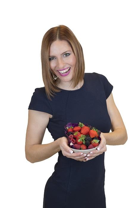 Rebecca Walker MBA, Cambiati Wellness with Berries