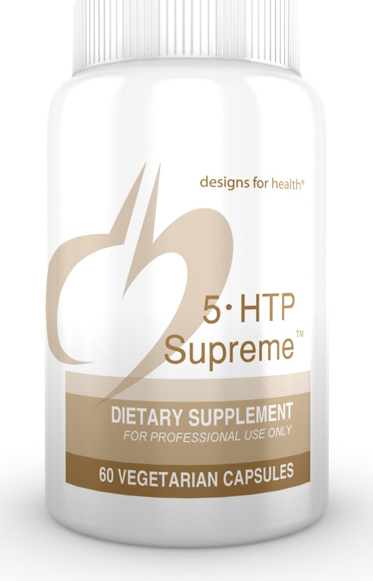 5HTP Supreme 60 Designs for Health