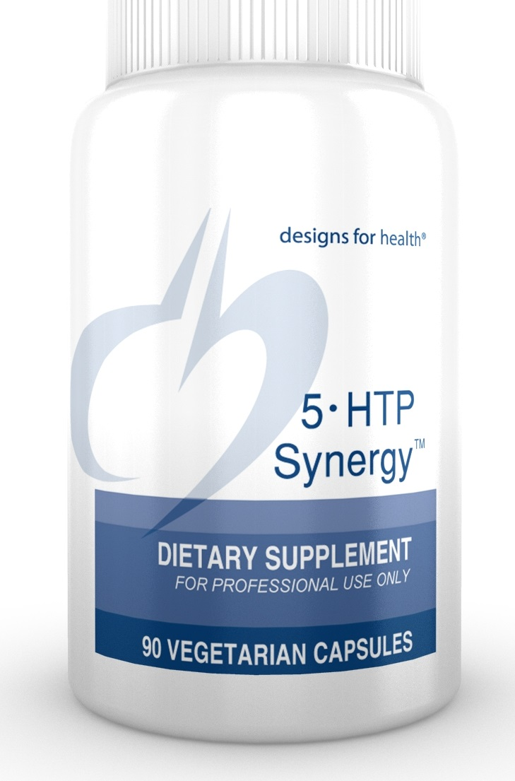 5HTP Synergy 90 Designs for Health