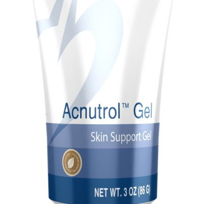 Acnutrol Gel 3oz Designs for Health