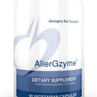 AllerGzyme 90 Designs for Health