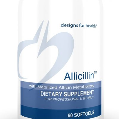 Allicillin Softgels Designs for Health