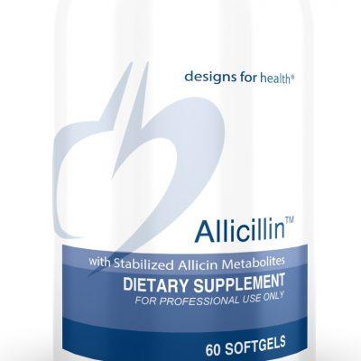 Allicillin Softgels Designs for Health