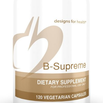 B-Supreme 120 Designs for Health