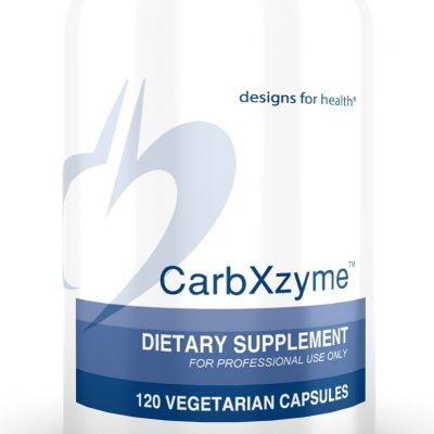 CarbXzyme 120 Designs for Health