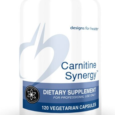 Carnitine Synergy 120 Designs for Health