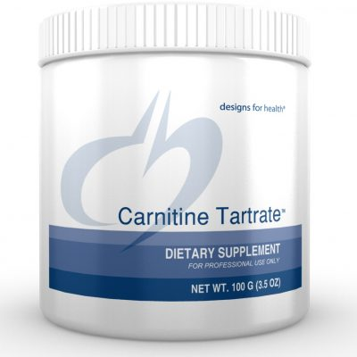 Carnitine Tartrate 100 Designs for Health