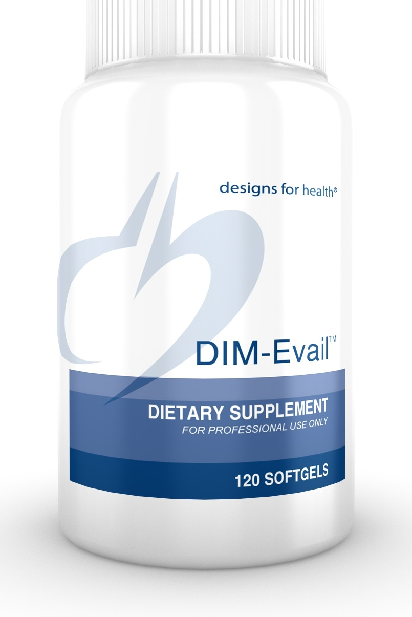 DIM Evail 120 softgels Designs for Health