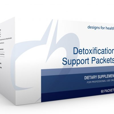 Detoxification Support Packets 60 Designs for Health