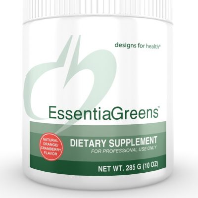 EssentiaGreens Powder Designs for Health