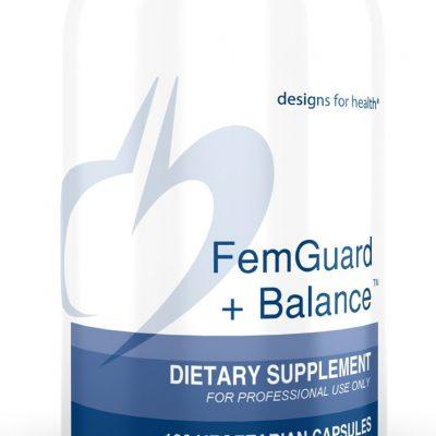 FemGuard Balance 120 Designs for Health