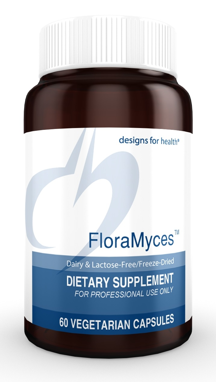 Floramyces 60 Designs for Health