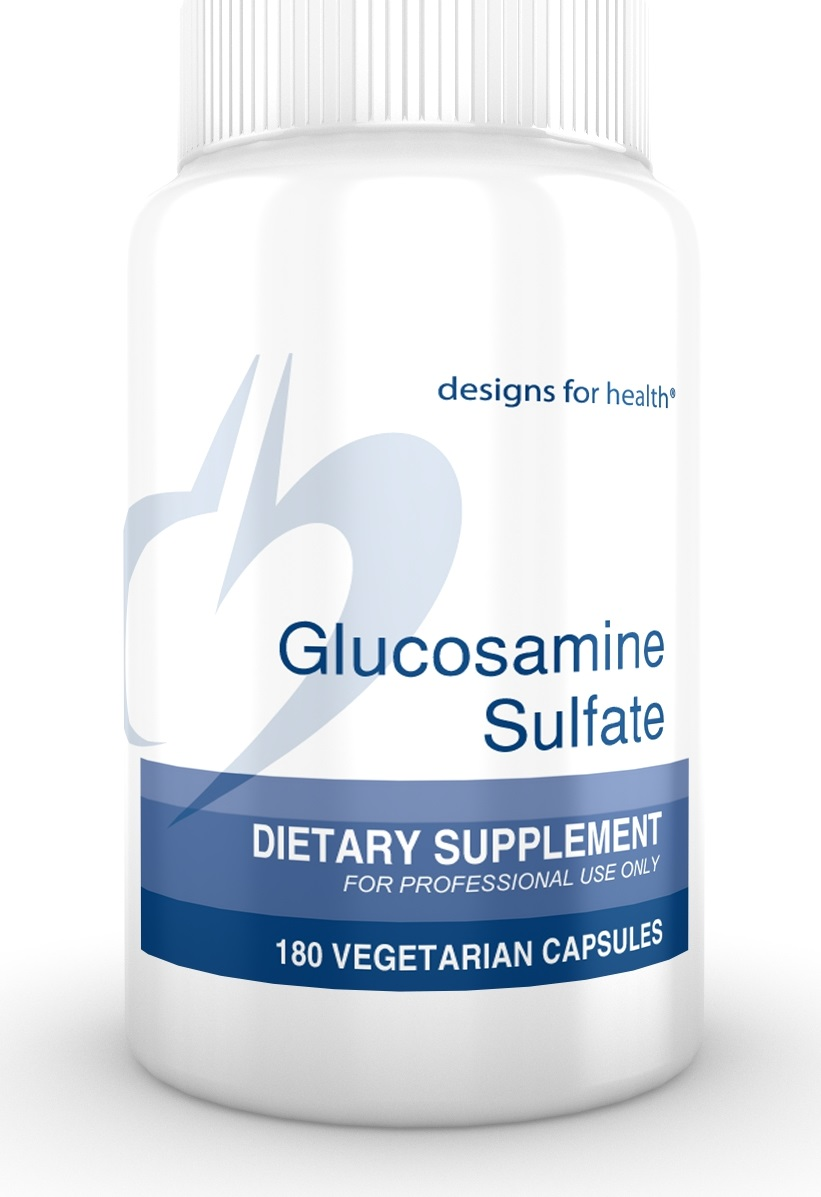 Glucosamine Sulfate 180 Designs for Health