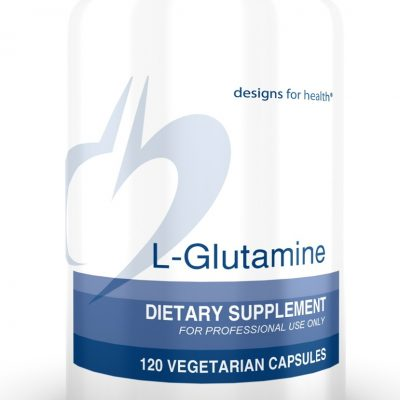 Glutamine 850 120 Designs for Health