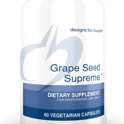 Grape Seed Supreme Designs for Health