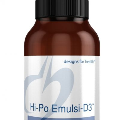 Hi-Po Emulsi D3 1oz Designs for Health