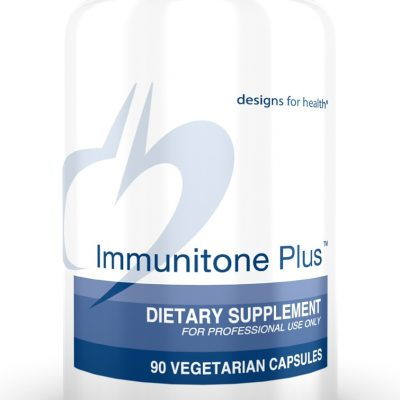 Immunitone Plus 90 Designs for Health