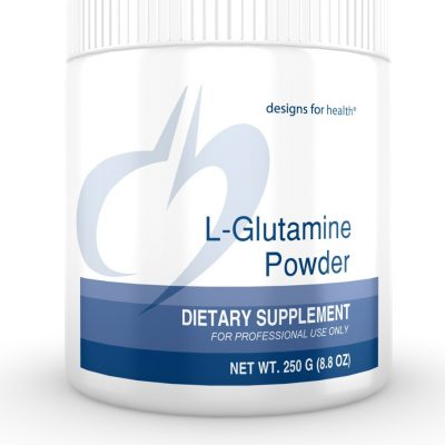 L-Glutamine 250 Powder Designs for Health