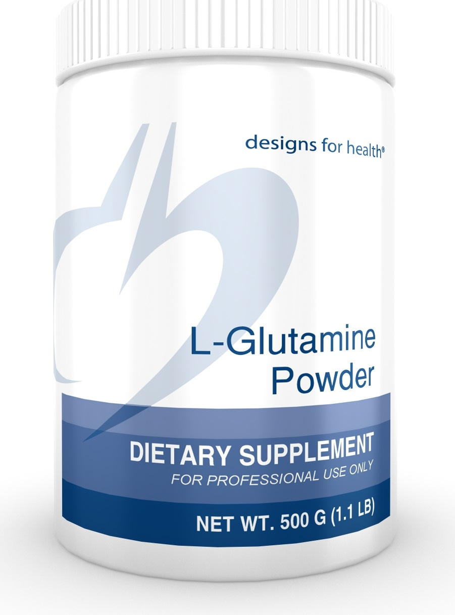 L-Glutamine 500 Powder Designs for Health