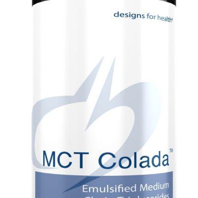 MCT Colada 16oz Designs for Health