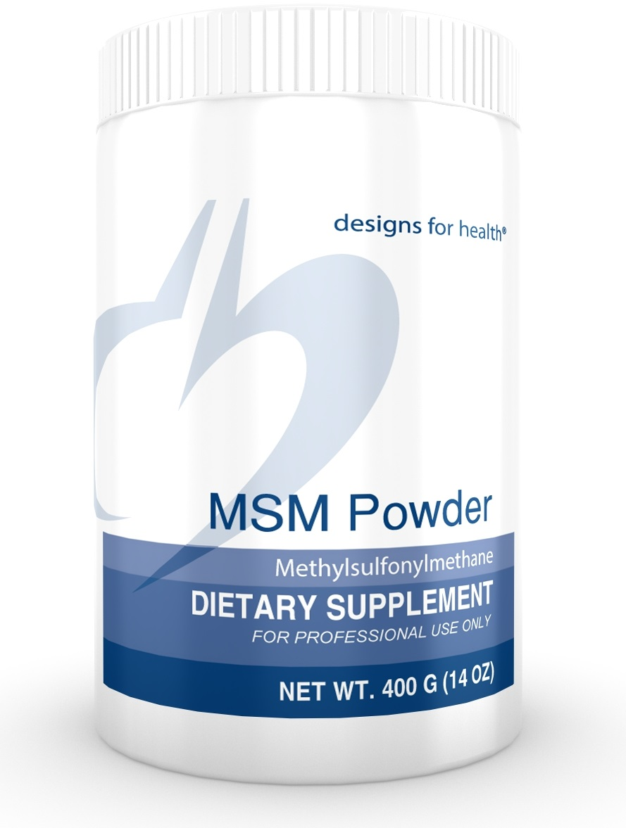 MSM 400 Powder Designs for Health