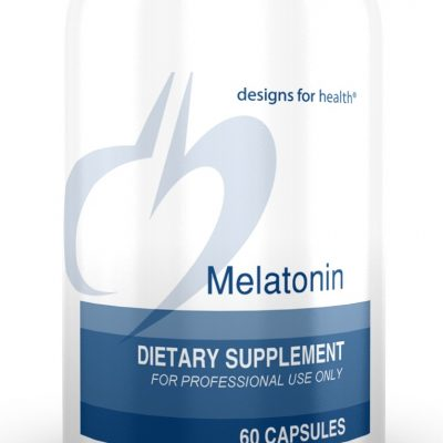 Melatonin 3mg 60 Designs for Health