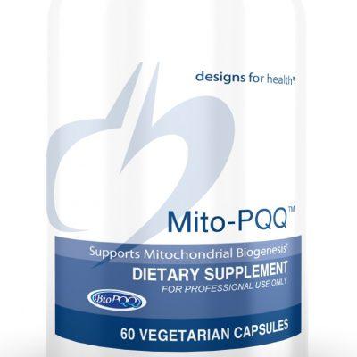 Mito PQQ 60 Designs for Health