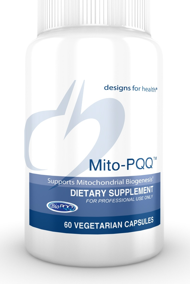 Mito PQQ 60 Designs for Health