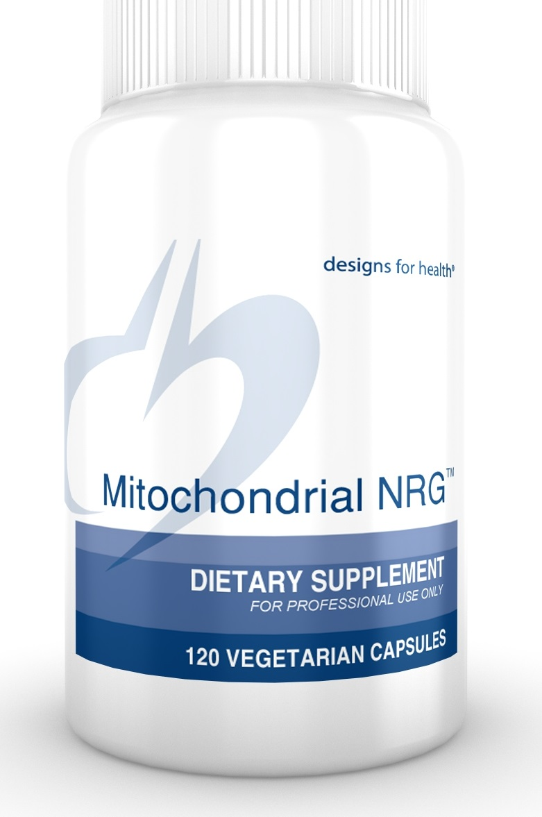 Mitochondrial NRG Designs for Health